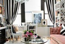 La Vie En Rose / Home Decor, Design / by Elena Arielle