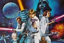 "Star Wars / ""A long time ago, in a galaxy far far away..."""