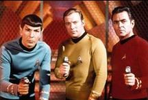 """Star Trek / """"To boldly go where no man has gone before!"""""""