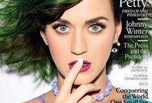Celebrity Magazine Covers / An ever-growing collection of the coolest celebs that are heating up the latest 2014 Magazine Covers.