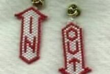 Beads: Earrings / by Shelly Gillmann