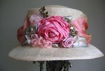 Hats and Hat Boxes / by Jill Haver