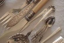 Cutlery and Silver / by Jill Haver