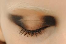 make it real / nail color. nail art. hair style. make up. / by Bambino Su