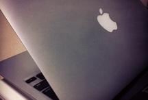 Apple / 私が愛用しているApple製品達です。見ているだけでニヤニヤしちゃいますね。デザインが秀逸。