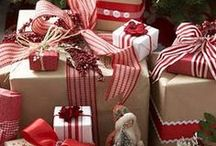 Gift Wrapping / by Jill Haver