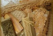 Lace and Linens  / by Jill Haver