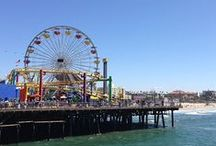 Los Angeles Stadiums, Beaches & The Outdoors / Ballgames , Beach, Parks, Outdoor Spaces, Amusement Parks