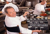 Celebrity Chefs / Food Channel's favorites, top chef stars, iconic cookbooks and drool worthy pictures from the likes of Mario Batali, Jose Andres, Jaime Oliver and Wolfgang Puck, among others. / by Celebrity HotSpots