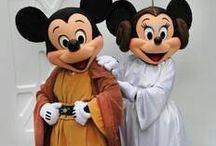Star Wars | Star Wars Meets Disney