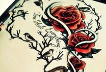 Truly Gorgeous Skin Art~~~