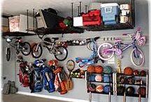 Great Garages & Organize Ideas