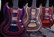 Guitars and Strings!