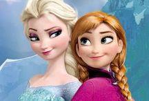 Disney | Frozen / Frozen, my new favorite Disney movie!
