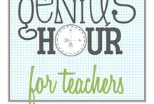 Genius Hour / by Sunny Staab