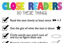 Close Reading / by Sunny Staab