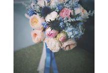 Fleurs - bouquets, couronnes / Des fleurs, des fleurs, des fleurs...