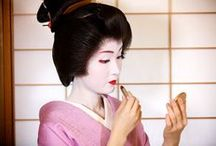 """Geisha / Geisha translates to """"person of art"""" in Japanese. These highly-trained women are elite performers and revered beauty icons.  Their rituals and time-tested ingredients inspire the Tatcha collection."""