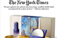 TATCHA in the Press / Thank you to all of our editor friends for the wonderful coverage!