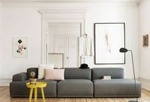 APARTMENT / Deco inspiration. Nordic and eclectic apartments. Decoration