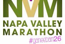 Napa 2015 Marathon / My 2nd Marathon