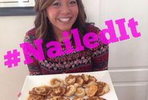 #NailedIt / I tried, I failed, thank you Pinterest!