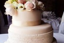 Wedding Cake Ideas / Wedding cakes to delight from deep within.  From bold to classic, using all cake techniques including sugar lace, sugar flowers and piping.  All my cakes are home made and a delight to taste.