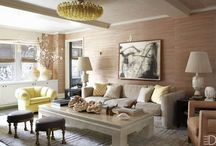 Interiors:: Lounge / Chic and glamorous  / by Glamour in the County
