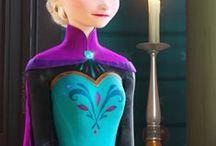 Costuming | Elsa Coronation
