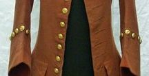 The Golden Age 1700 - 1760 / Original Period Men´s Clothing 1700 - 1760