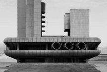 Brutalist Utopia / Brutalist architecture across the world.