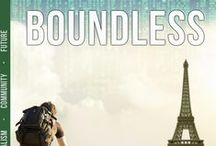Boundless Magazine Covers