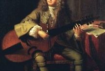 18th century Composers / ( - Period portraits - )