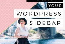 WordPress Theme Development / best practices in website and blog design development and administration.