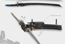 Technological Blades
