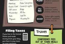 Make Money Blogging / How to Make Money Blogging, Get Your Blog Started, WordPress Information and More!