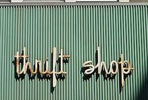 Shops / Our favorite #vintage shops / by My Vintage Addiction