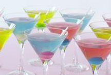 BEBIDAS Y COCTELES (cocktails and drinks)  / #recetas