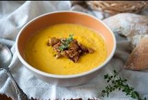 SOPAS Y CREMAS (soups)