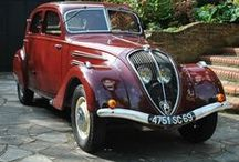 c l a s s i c 1810-1950 / C A R / The first part of the Peugeot's History, about cars but also other objects