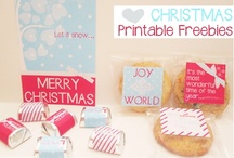 DIY Printable Freebies / by Sweet Party Nyomi