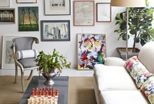 Personal Interiors Style / Products and rooms reflective of my personal taste in interior design and décor.
