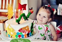 The Very Hungry Caterpillar Partyware and Ideas / The Very Hungry Caterpillar is always a fantastically popular party theme for young children. The theme also lends itself to a wealth of caterpillar and butterfly themed cakes, sandwiches and craft activities.