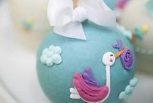 Baby Shower / Lots of lovely baby shower ideas
