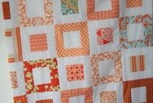 Quilting / Inspiration, tutorials, patterns for quilting wonderfulness / by Alison Gemmill-Brady