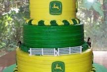 Birthday Parties / Birthday cake inspiration / by Alison Gemmill-Brady