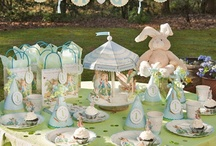 Peter Rabbit Party Ideas / Peter Rabbit is a beautiful and nostalgic theme for young children (and their parents!).