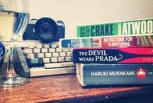 On My Nightstand / Books I've read recently or am currently reading.