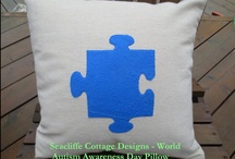 * Pillows = Seacliffe Cottage Designs  / https://www.facebook.com/SeacliffeCottageDesigns