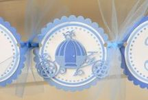 Cinderella/Princess Theme Party Ideas / by Kathy Lovko
